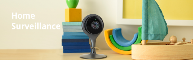 Google Nest Cam Indoor 1080p HD Security Camera (Pack of 3) – NC1104US